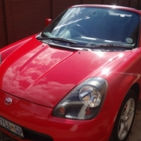 Toyota MR2 Convertible 103000km (R115000 negotiable) Excellent, Mint Condition