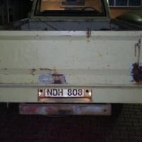 1969 Dodge D200,