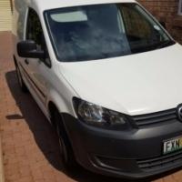 2012 VW Caddy Panel Van F/C 1.6 *Trade inns*Finance*