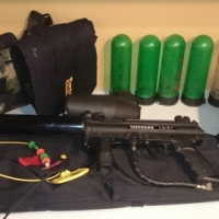 Tipmann A5 Paintball Gun - Great Price