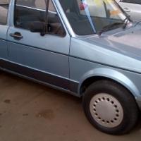 VW FOX AUTO