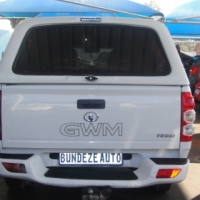 Pre owned 2007 GWM DC speed  2.5  engine