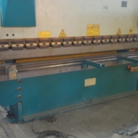 160Ton Bending Brake & More For Sale
