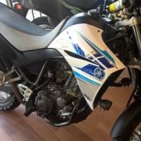Yamaha XT660R 2015 1500km