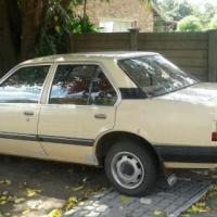 Opel in baie goeie toestand te koop