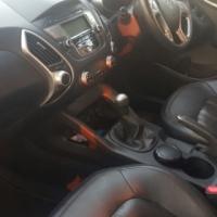 2011 Hyundai IX 35 2.0 GLS