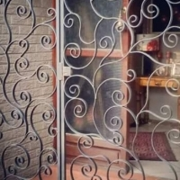 Decorative and security Steelworks