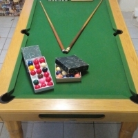Pool Table/Dining room table