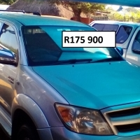 Toyota Hilux 2.7 Double cab 2007