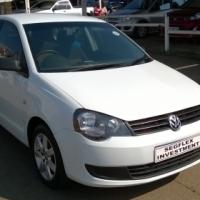 2014 VW Polo Vivo 1.4 (hatchback) mileage-61000km