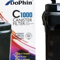 **NEW** DOPHIN CANNISTER C-1000 - 1650 L/H