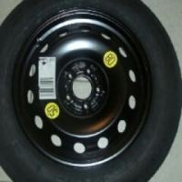 OEM 18 inch BMW x3 / x4 / x5 / x6 / M5 / M6 space saver spare wheel