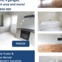 Parow 4 beds newly renovated