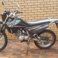 Yamaha 125 XTZ on/off road 2005