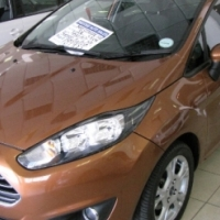 2014 Ford Fiesta 1.0 A/T EcoBoost Trend Powershift