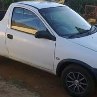 2001 Opel Corsa 1.7 Bakkie For Sale,