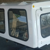 Sa Canopy Isuzu Fleetside GWM 2005-2013 Lwb Canopy For Sale!!!