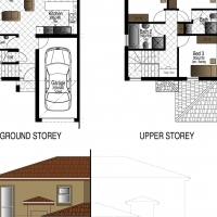 PRIME SECURE BRAND NEW 14 FREE-HOLD HOME DEVELOPMENT IN A SECURE CAL DA SAC' JUST TO BE LAUNCHED'