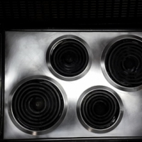 Oven, Stove Hob and Extractor