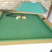 Kings Pool table