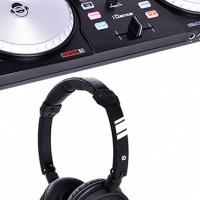 Idance VDJ Combo (Includes headphones and Microphone)