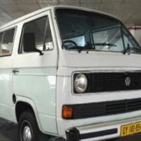 1981 VW Kombi JT3000