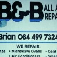 B&B All appliance repairs