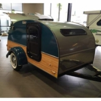 2012 Silver Shadow Travel Camper for sale