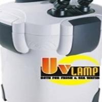 **NEW** SUN SUN HW-303B CANNISTER + UV LAMP 1400L/H