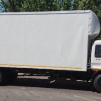 8 Ton Truck (FTR 800) with Tail Lift - Excellent Condition!