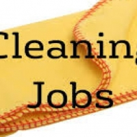 Cleaners needed to start work asap.