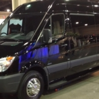 Transport to a strip club for bachelor parties
