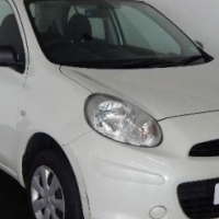 2011 Nissan Micra 1.2 Acenta 5dr ,5 speed Manual,Petrol ABS, Airbags, Remote Central Locking, Cloth