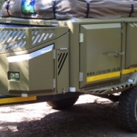 Chukudu off road trailers for sale