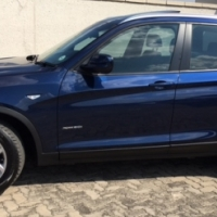 BMW X3 XDrive 20i Auto for sale