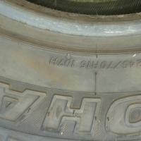 Tyre vir groot bakkie