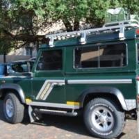Landrover Defender 90 TD5, 1999 Model