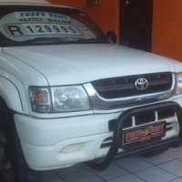 2004 Toyota Hilux Raider 2700i Immaculate Condition!!