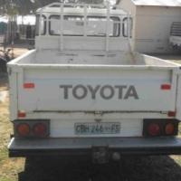 '82 Toyota 4.1 R 78 000.00