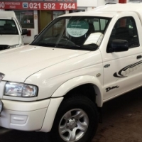 2007 Mazda Drifter B2600i LWB,with only 99000Km's, Service History,Aircon,Towbar