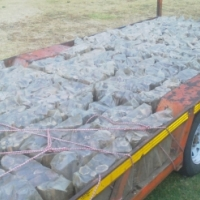 8KG Sekelbos wood for perfect Fireplace or Braai