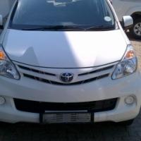 2012 Toyota - Avanza 1.5