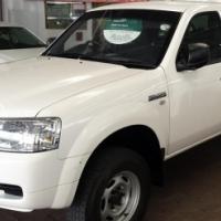 2009 Ford Ranger 2.5 TD Super/CAB,with 143000Km's, Service History,Front Loader