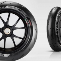 Pirelli Diablo Rosso Corsa Combo Special @ Frost BikeTech ..