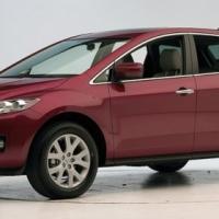 Mazda CX7 2009 2.3 Turbo Automatic DISI (purple / burgundy)