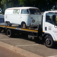 Caravan Transport Cape Town to Pretoria.