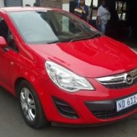 2011 Opel Corsa Essentia 1.4