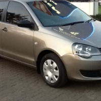 Polo Vivo 1.4 Trendline 2015 with 6200km
