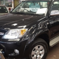 2008 Toyota Hilux 2.7 VVTI LWB, 179000 kms Service History with Aircon,Alarm,
