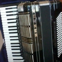 HOHNER MERINO iv 120 base accordion for sale